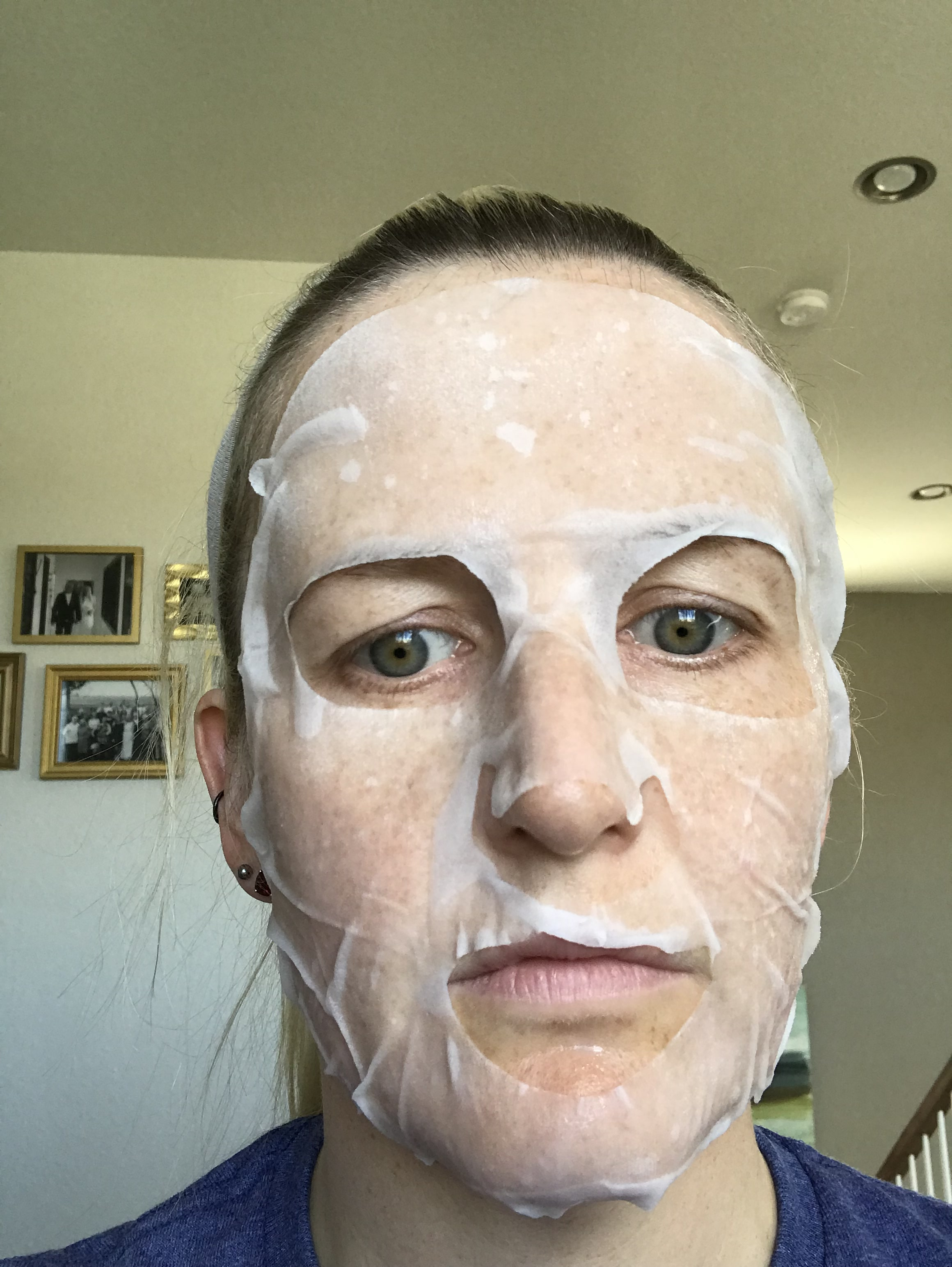 Healing Bird Brightening Rose sheet mask