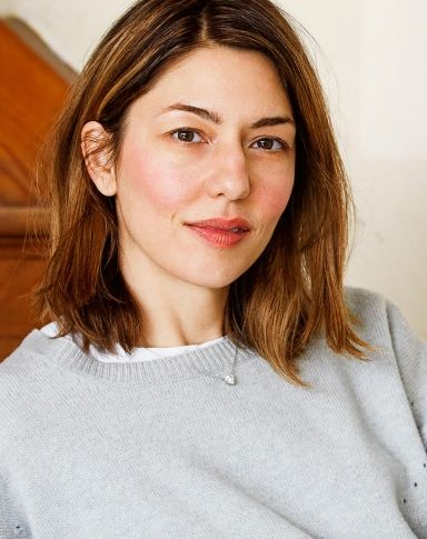 Sofia Coppola's natural, rosy look. Photo: festival-cannes.com