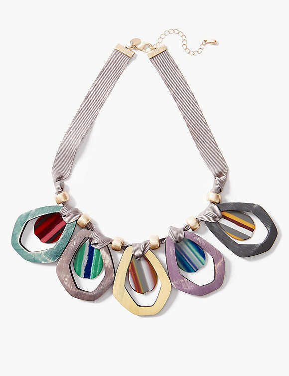 Marks and Spencer  Shape Shifter necklace , £19.50