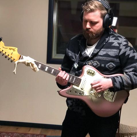 Taylor Hunt - guitar & drums