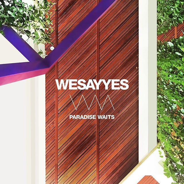 """Paradise Waits"" is the debut EP release from London-based emogaze band, WESAYYES. • • The album was written in various London offices, rehearsal studios and apartments over the course of 2017-2018. • • The five songs explore ideas of escapism amidst a world in social, political and moral decay. Heavy guitars and drums set the scene, balanced by soft breathy vocals that act as narrator amidst a world in chaos. • • Available on all music streaming services  #shoegaze #emo #postrock #spotify #applemusic #amazonmusic #londonmusic"