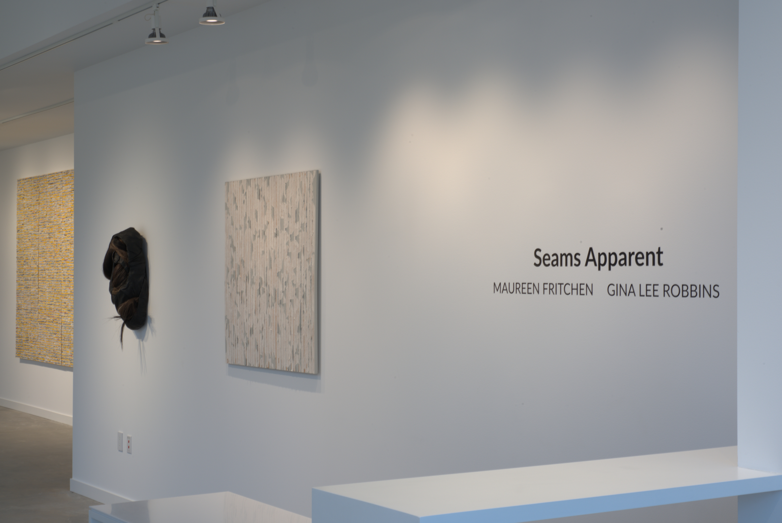Seams Apparent Southwest View with Show Title