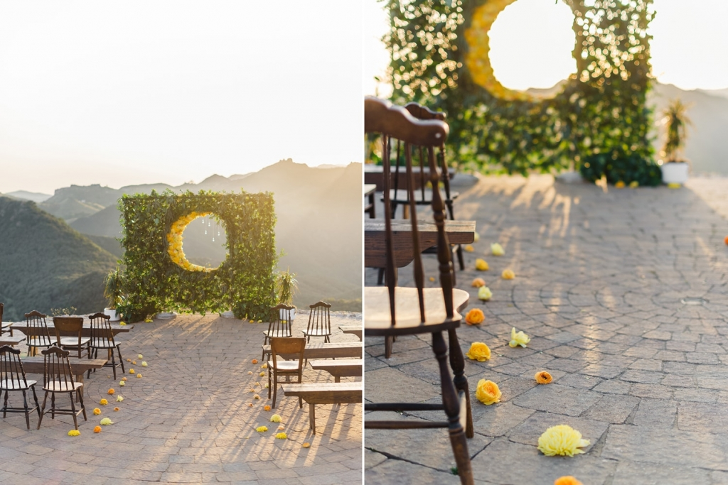 Malibu Rocky Oaks Wedding.Malibu Rocky Oaks Wedding Editorial Featured On Green Wedding