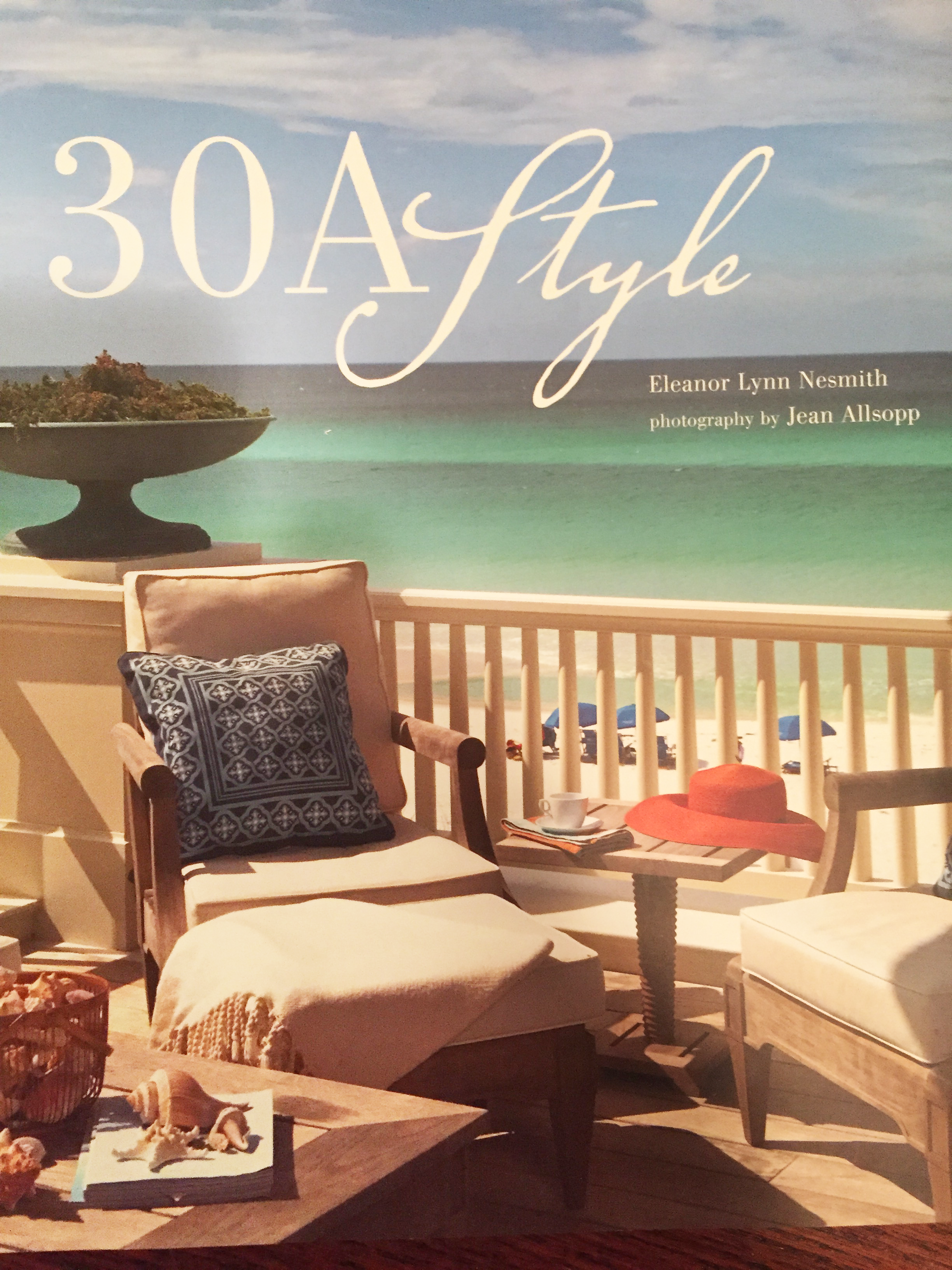 30A Style - Coffee Table Book