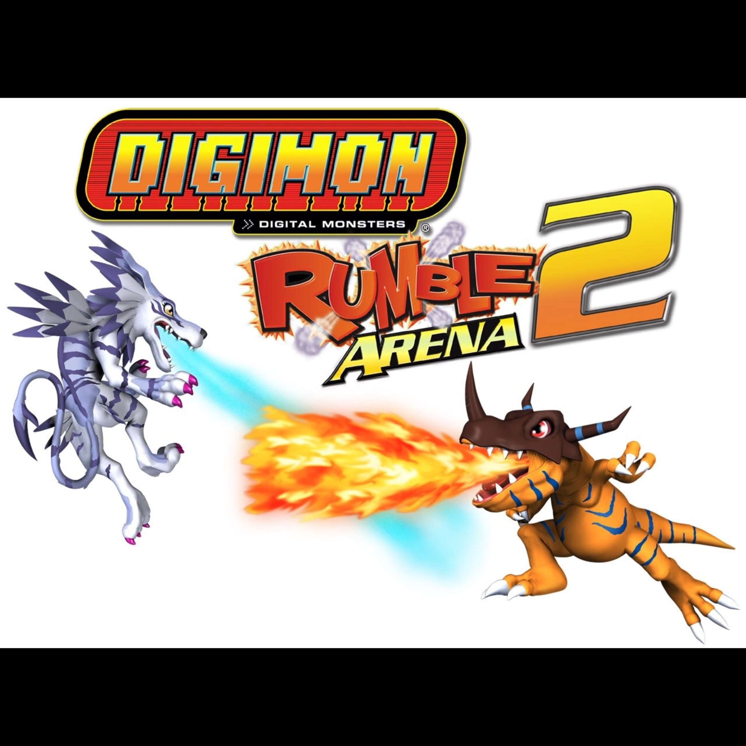 Digimon: Rumble Arena 2