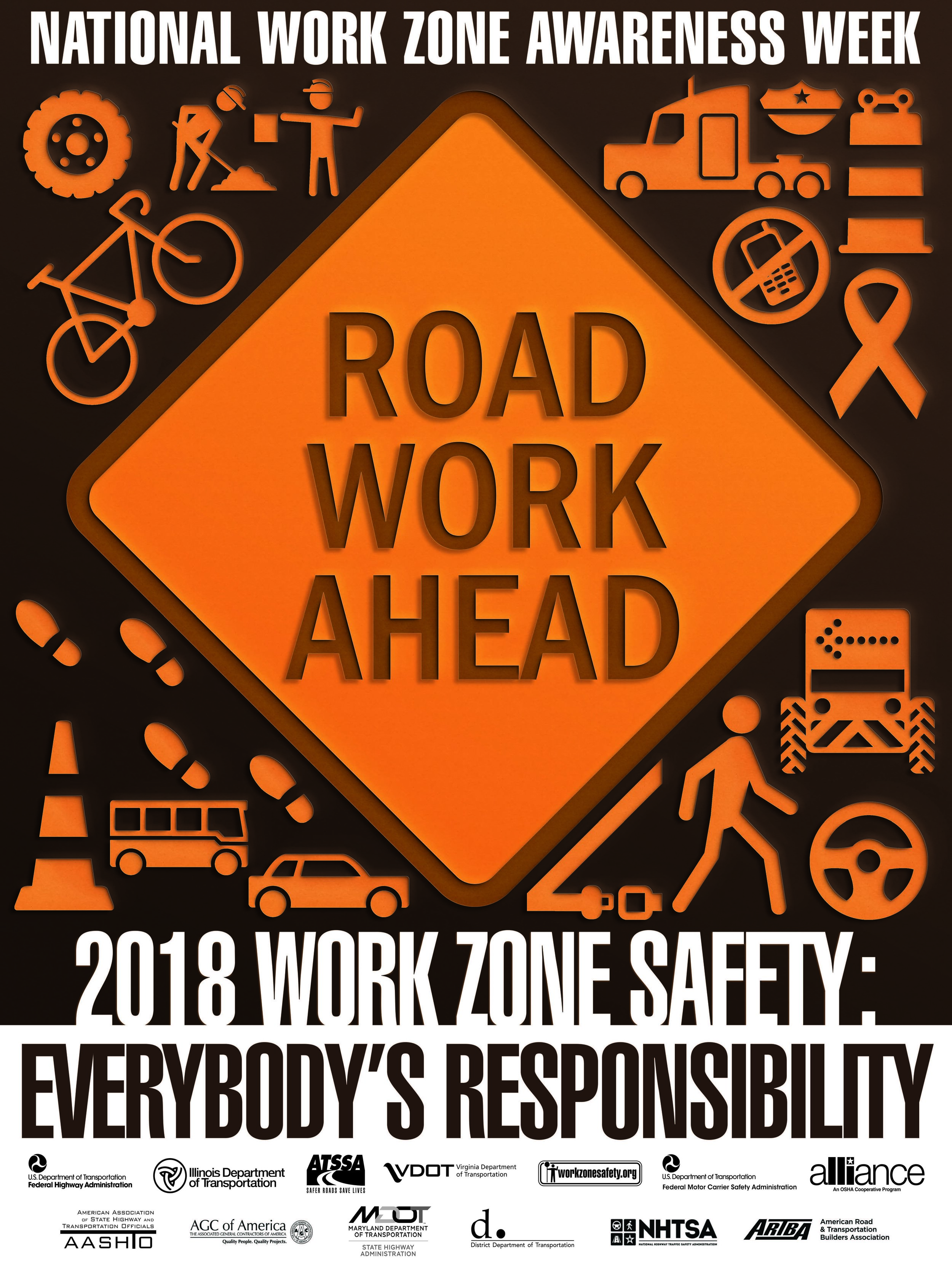 E.H. Wolf & Sons, Inc. recognizes National Work Zone Awareness Week