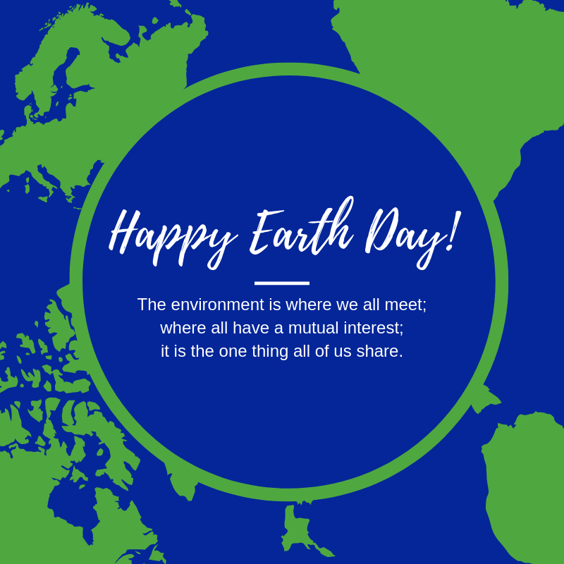 E.H. Wolf & Sons, Inc. celebrates Earth Day
