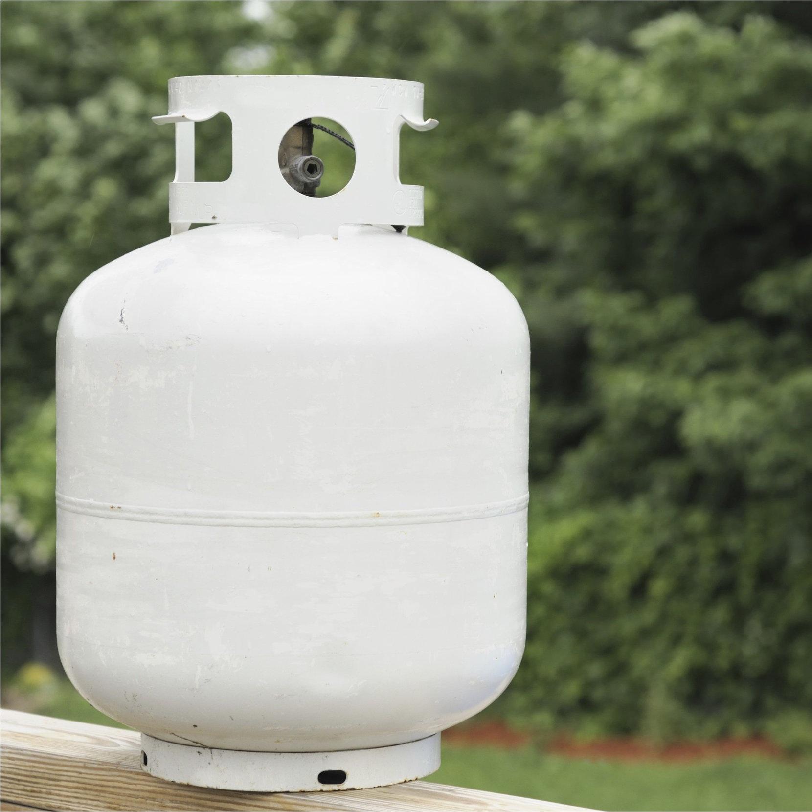 E.H. Wolf & Sons, Inc. fills propane tanks