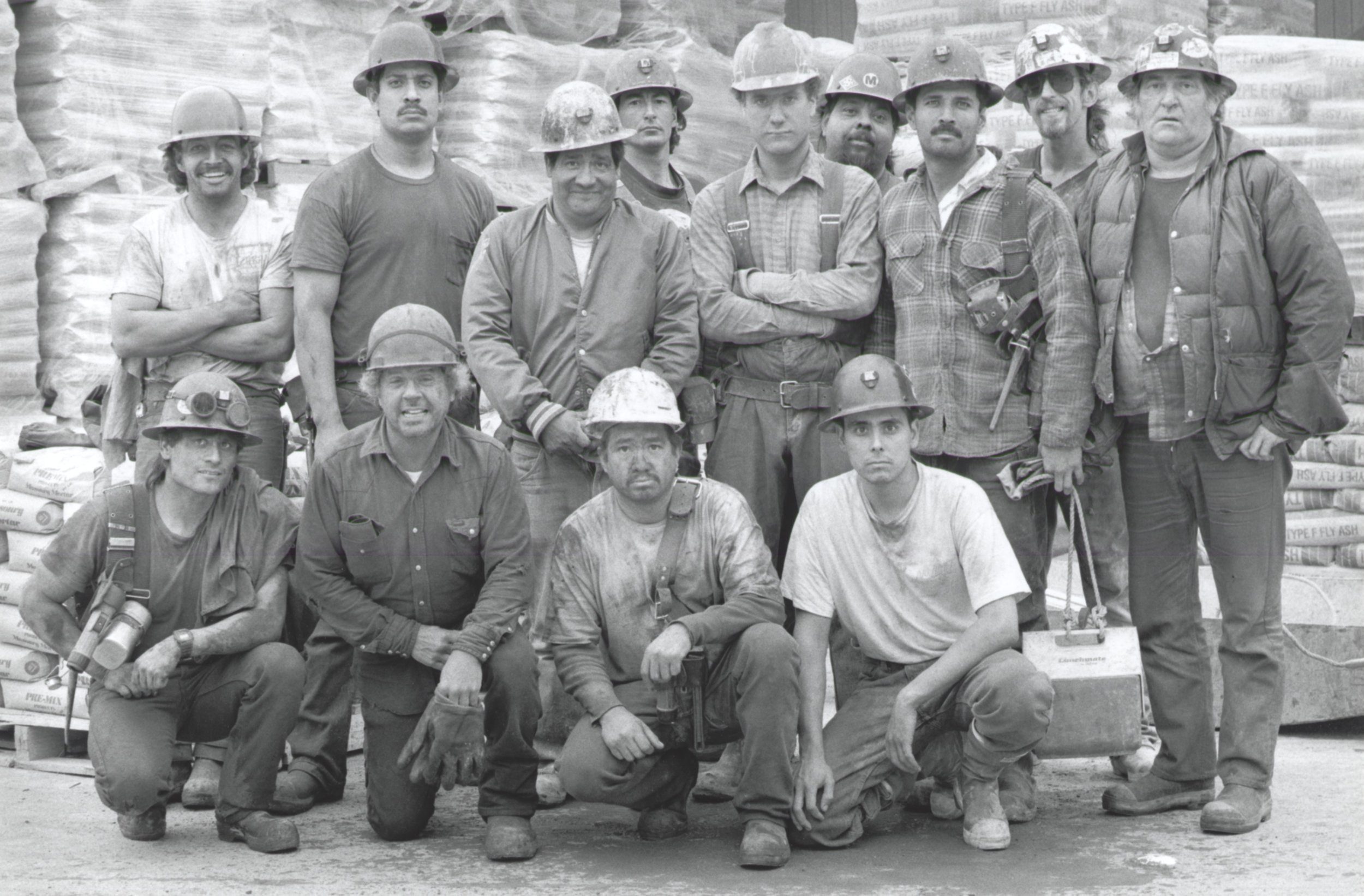 Miners Topside - 1990's