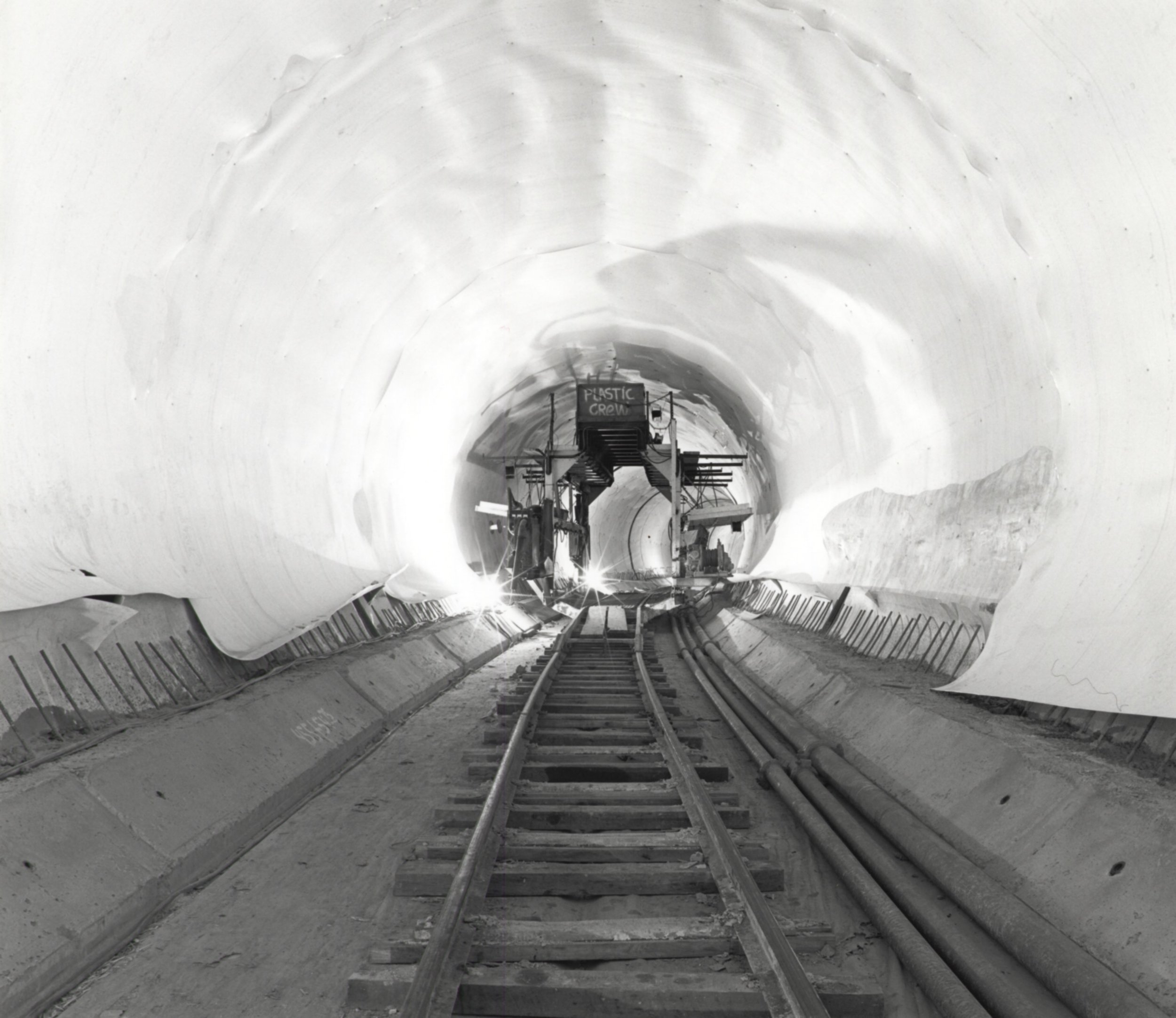 Tunnel Plastic Crew - Hollywood CA 1997