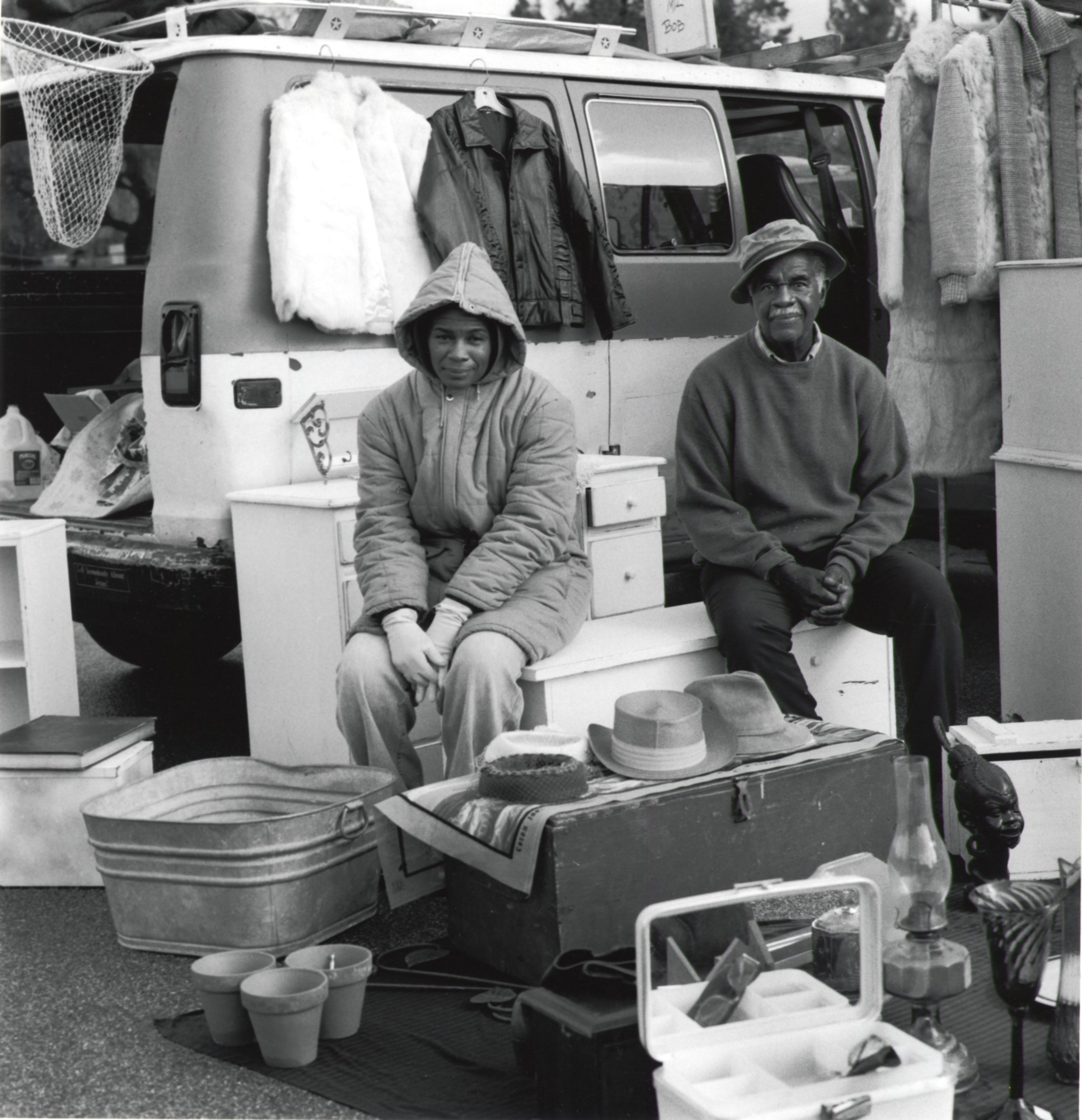 Vendors - Pasadena CA 1995