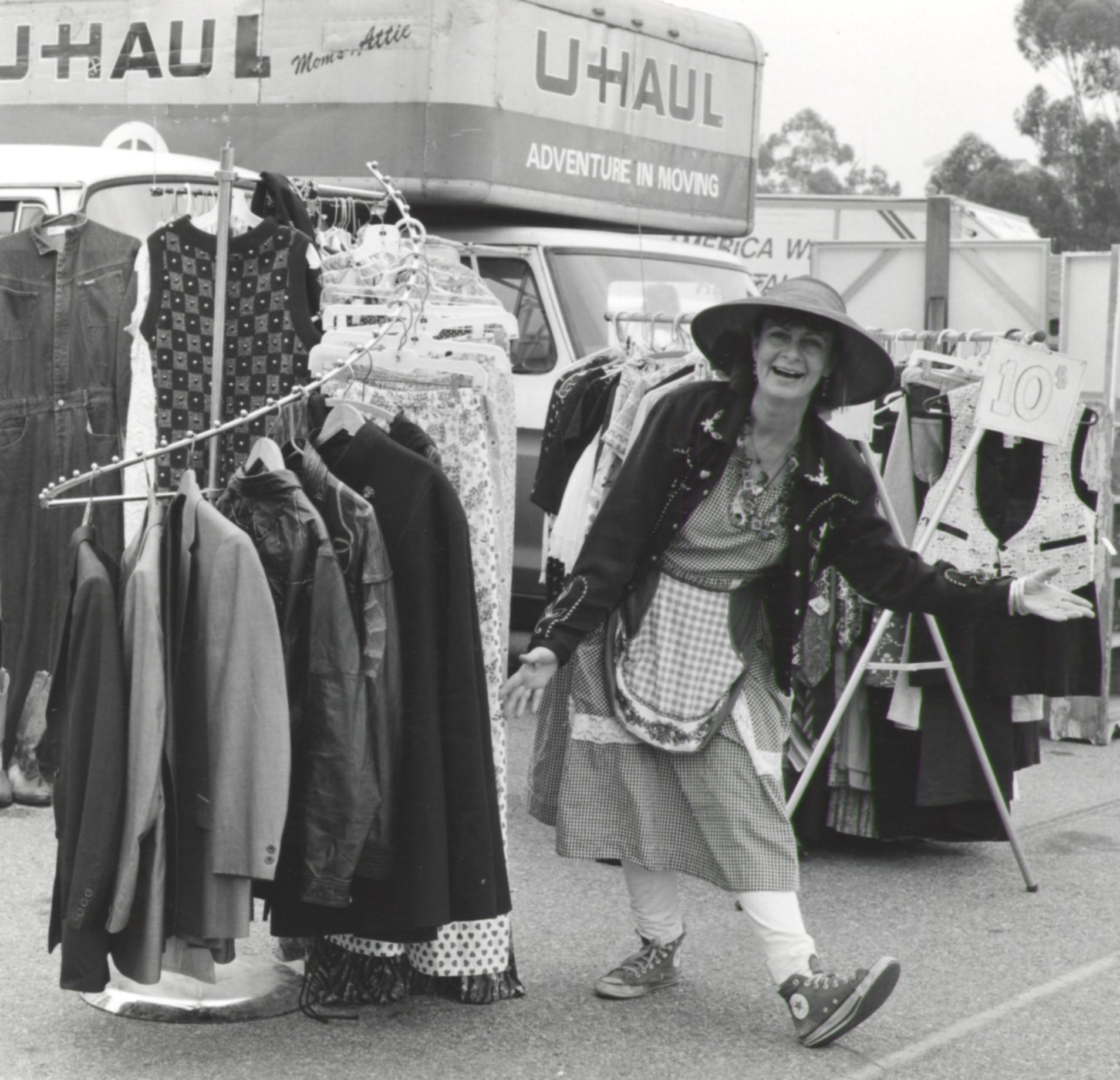 Gwen - Pasadena CA 1992