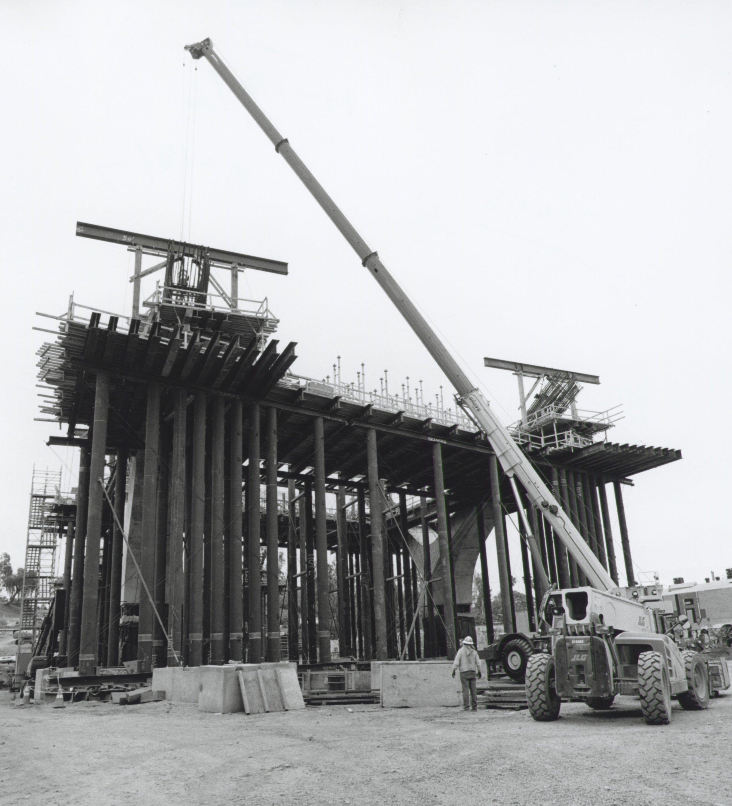 Viaduct Construction - 2018