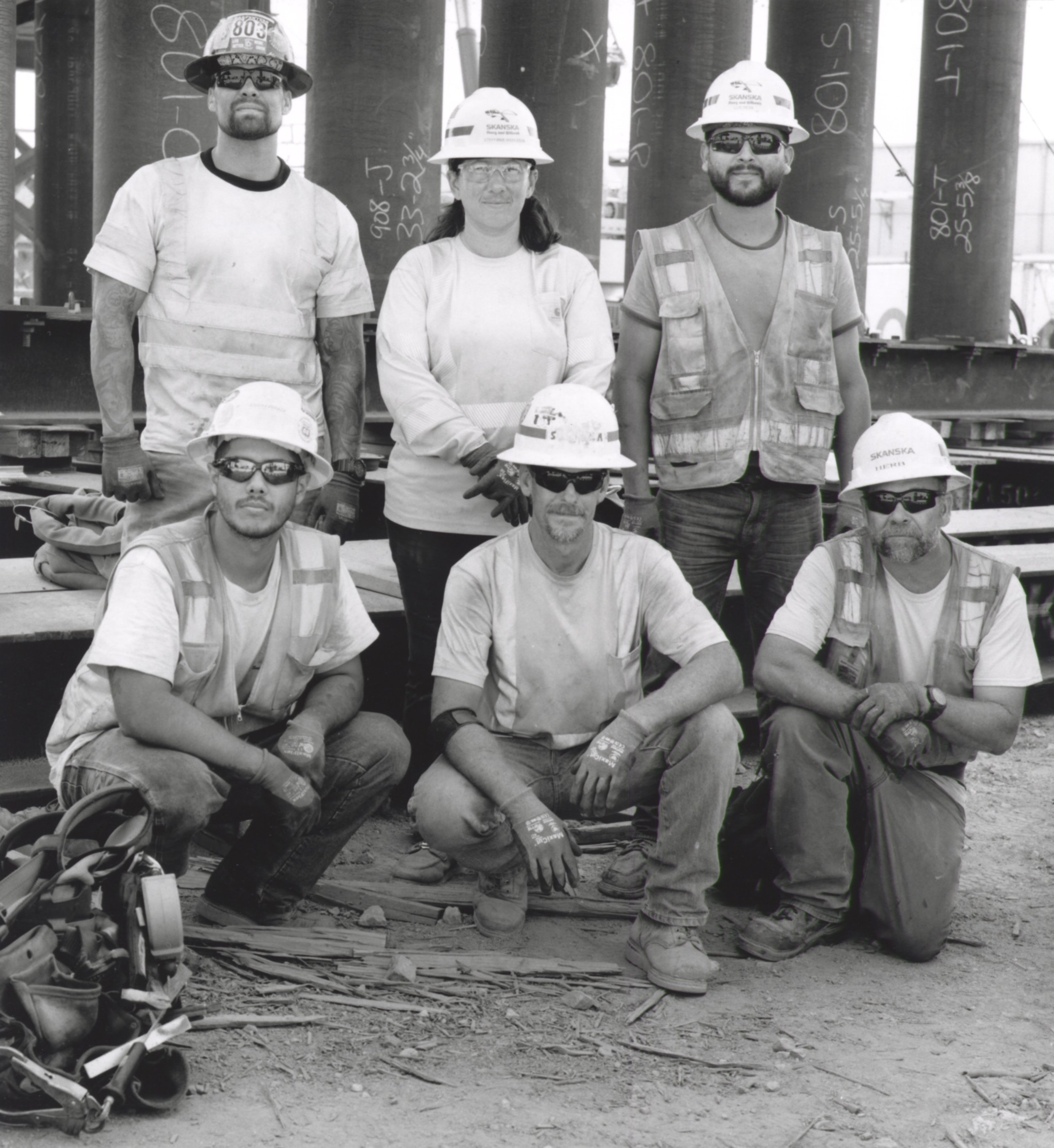 Carpenters Group Photo - 2018