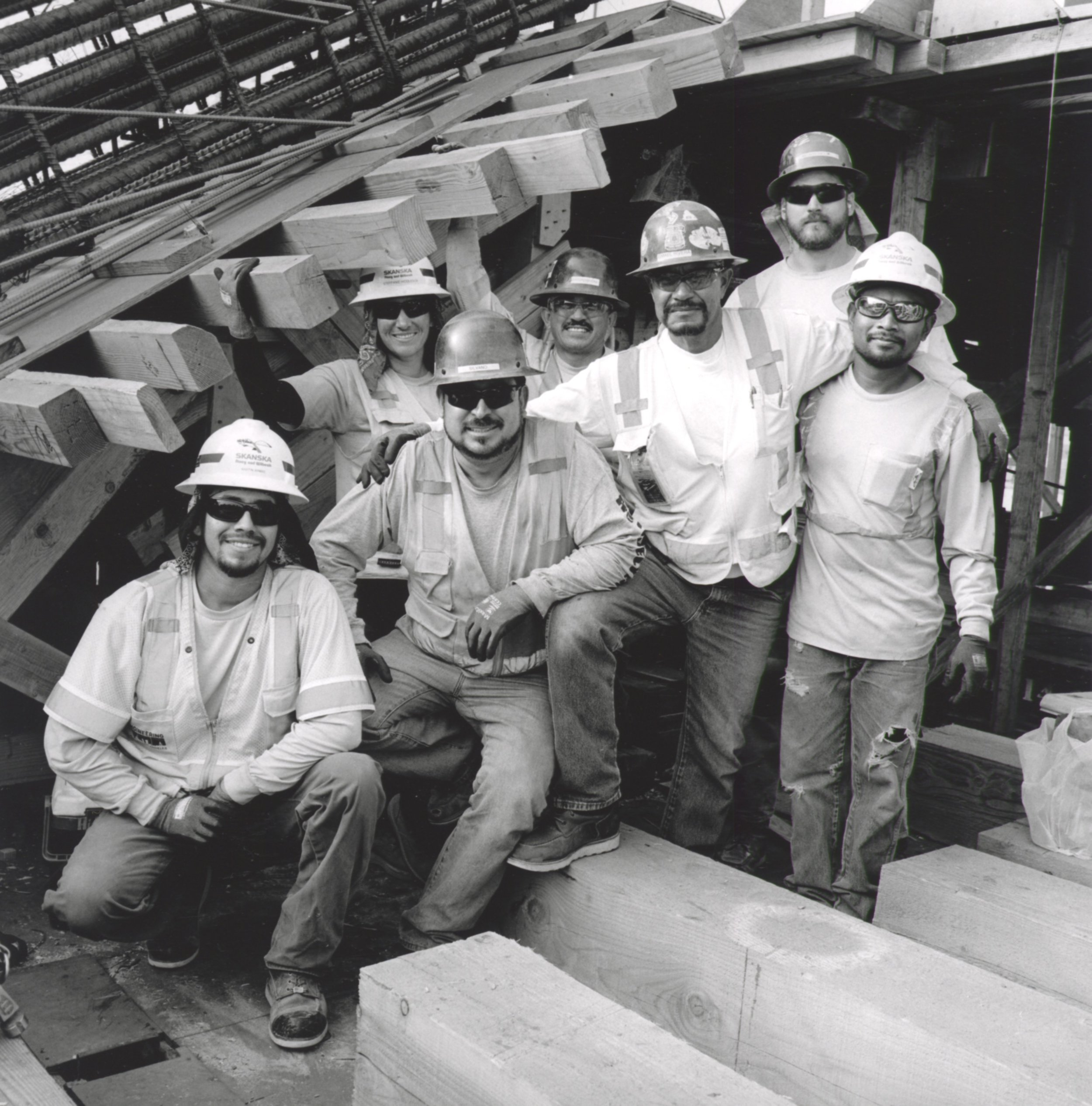 Carpenter Crew - 2018