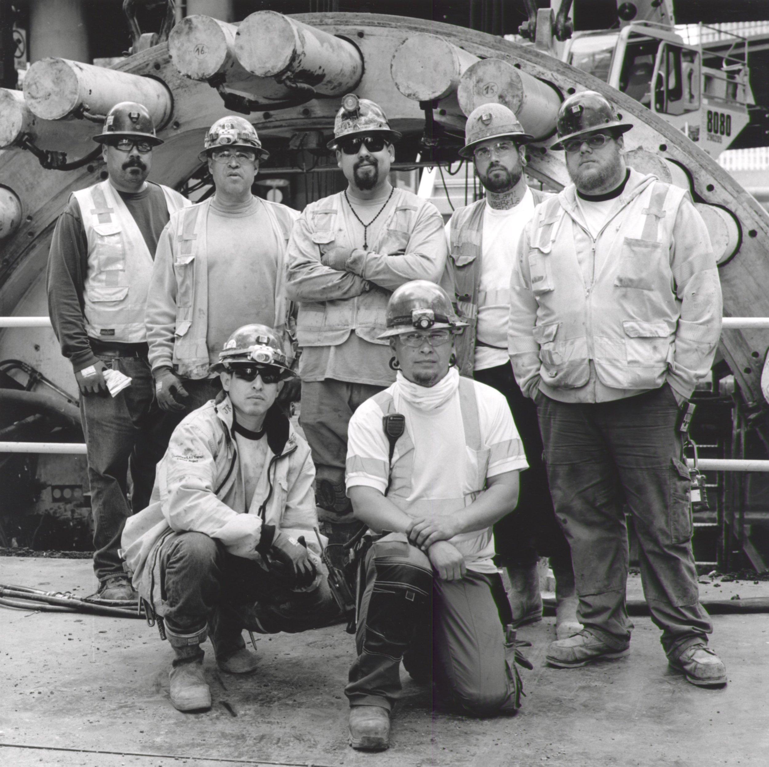 Miners Topside Swing Shift - 2018