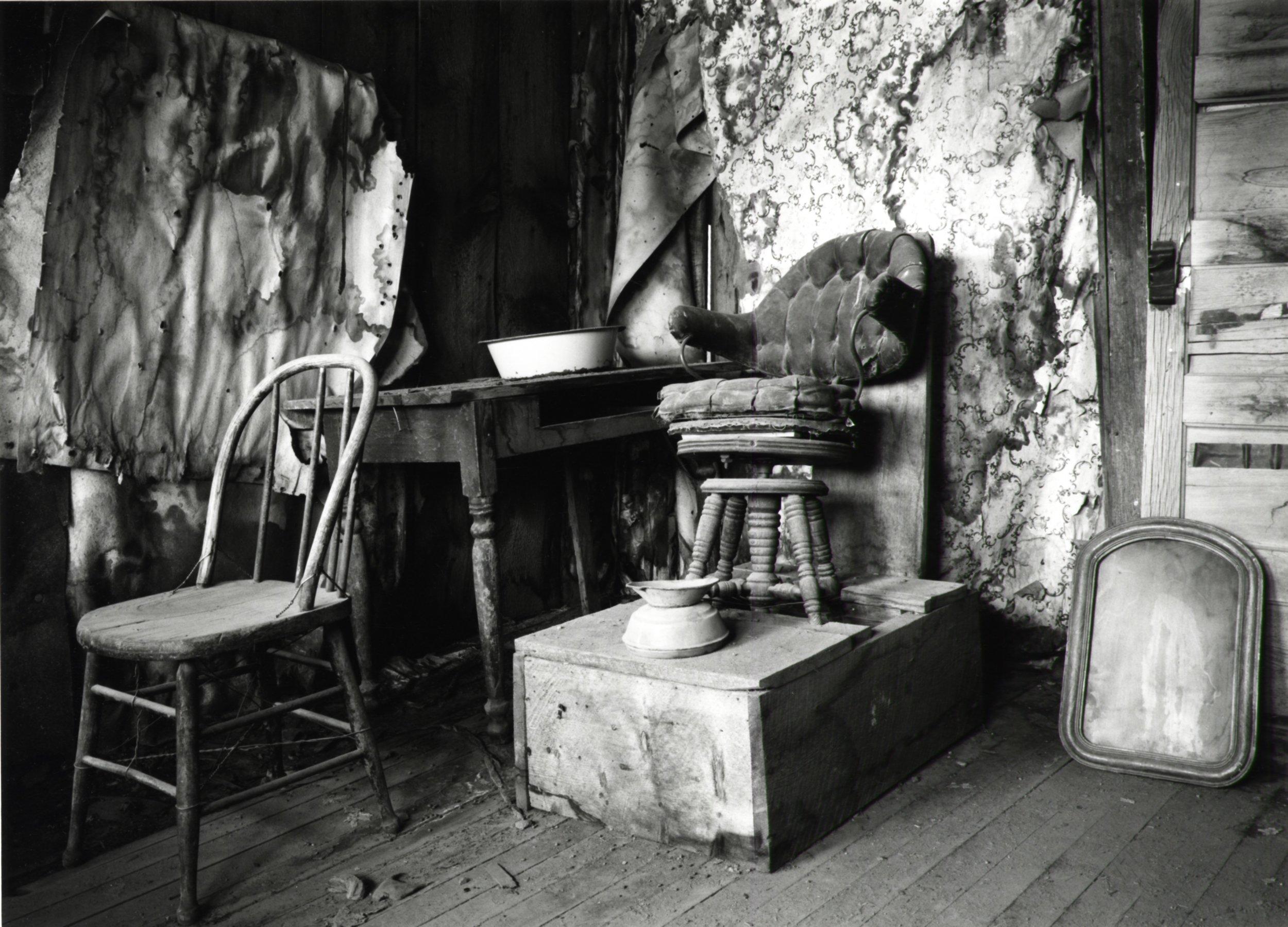 Interior - Bodie CA