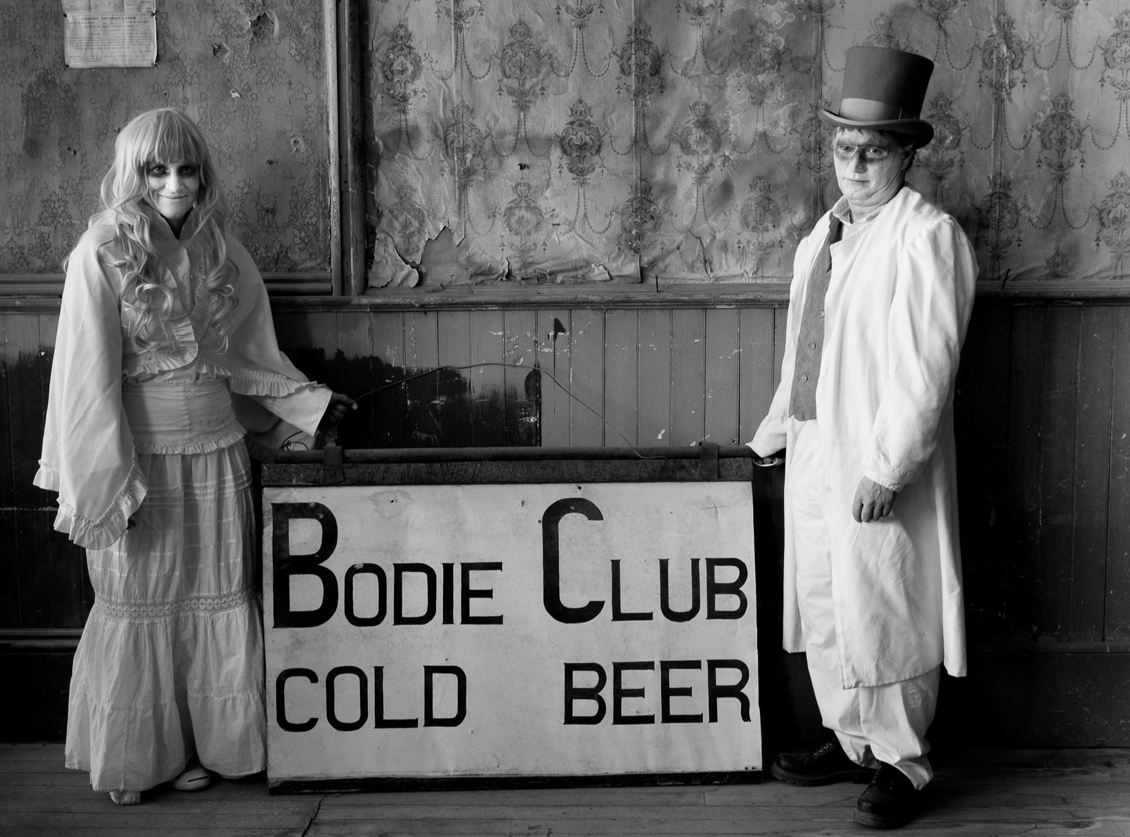 Jodie & Mike - Bodie CA 2017