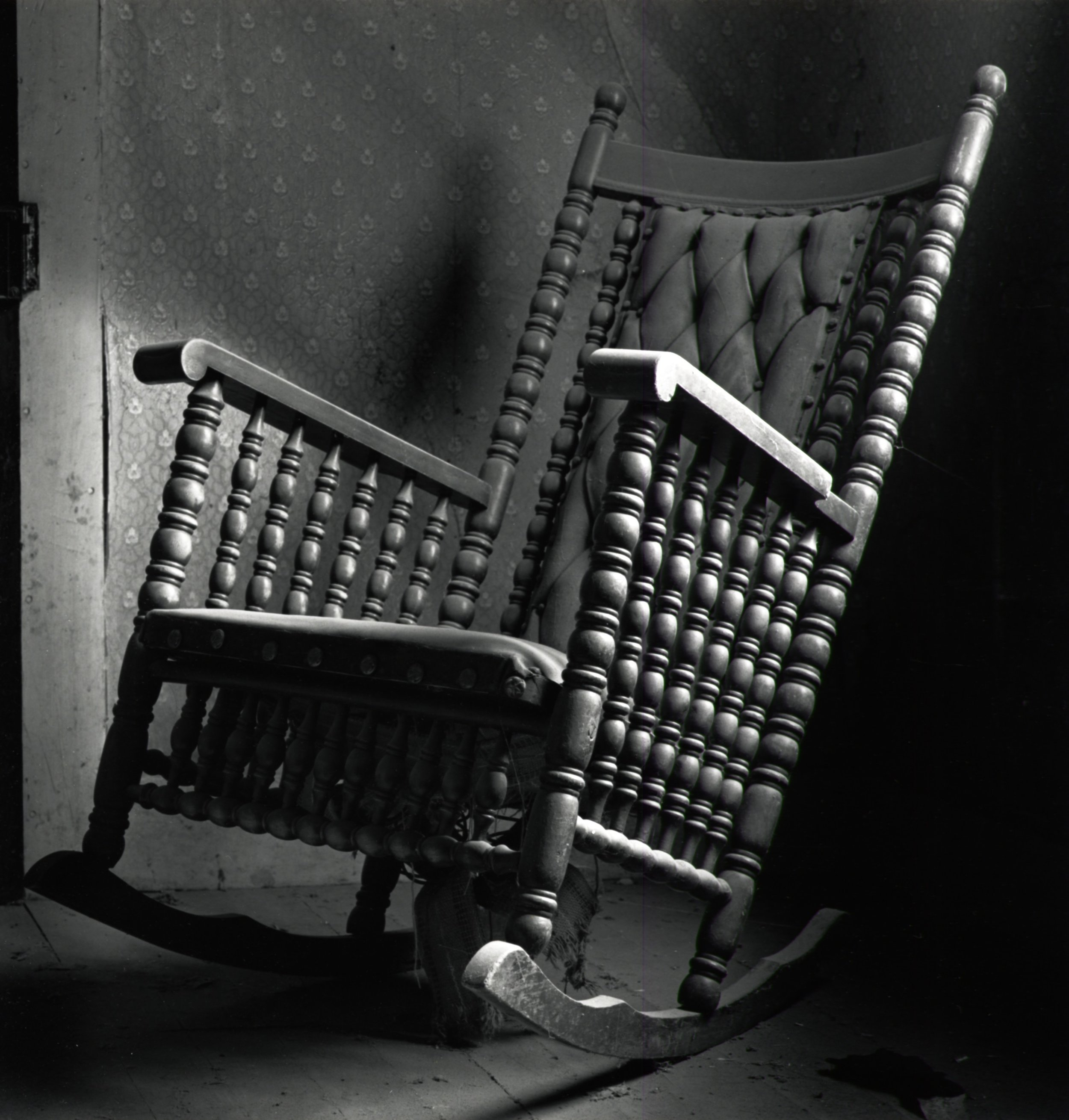 Rocking Chair - Bodie CA 1993