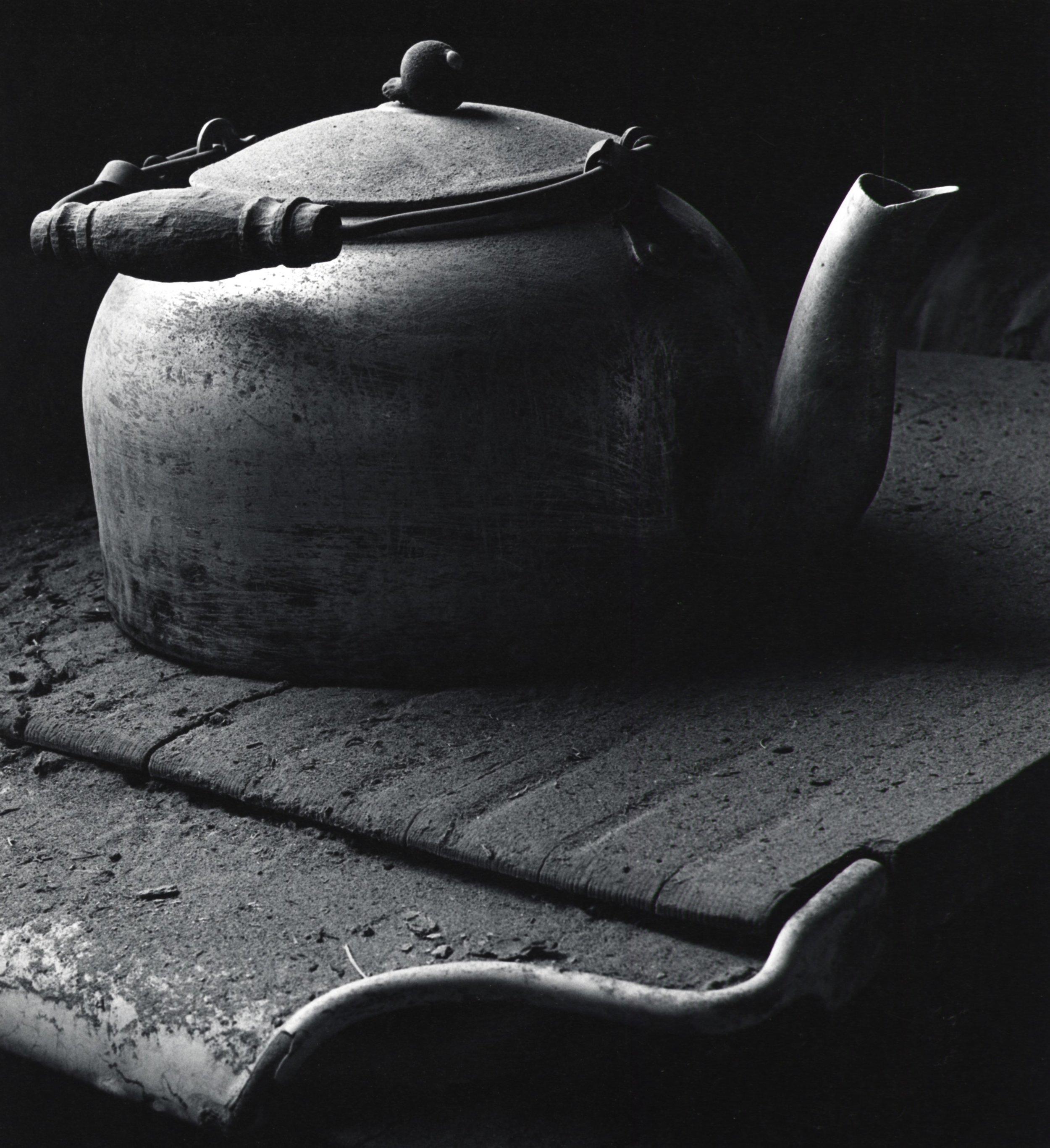 Teapot - Bodie CA 1991