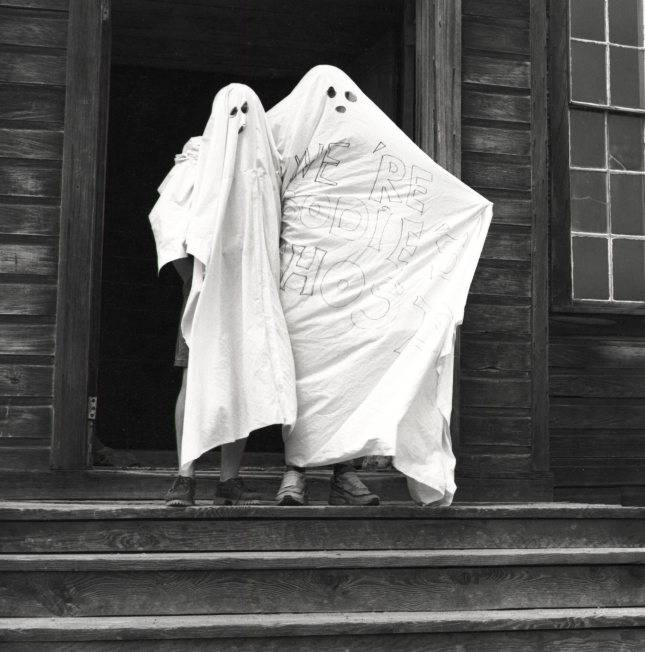 We're Bodie's Ghosts - Bodie CA 1994