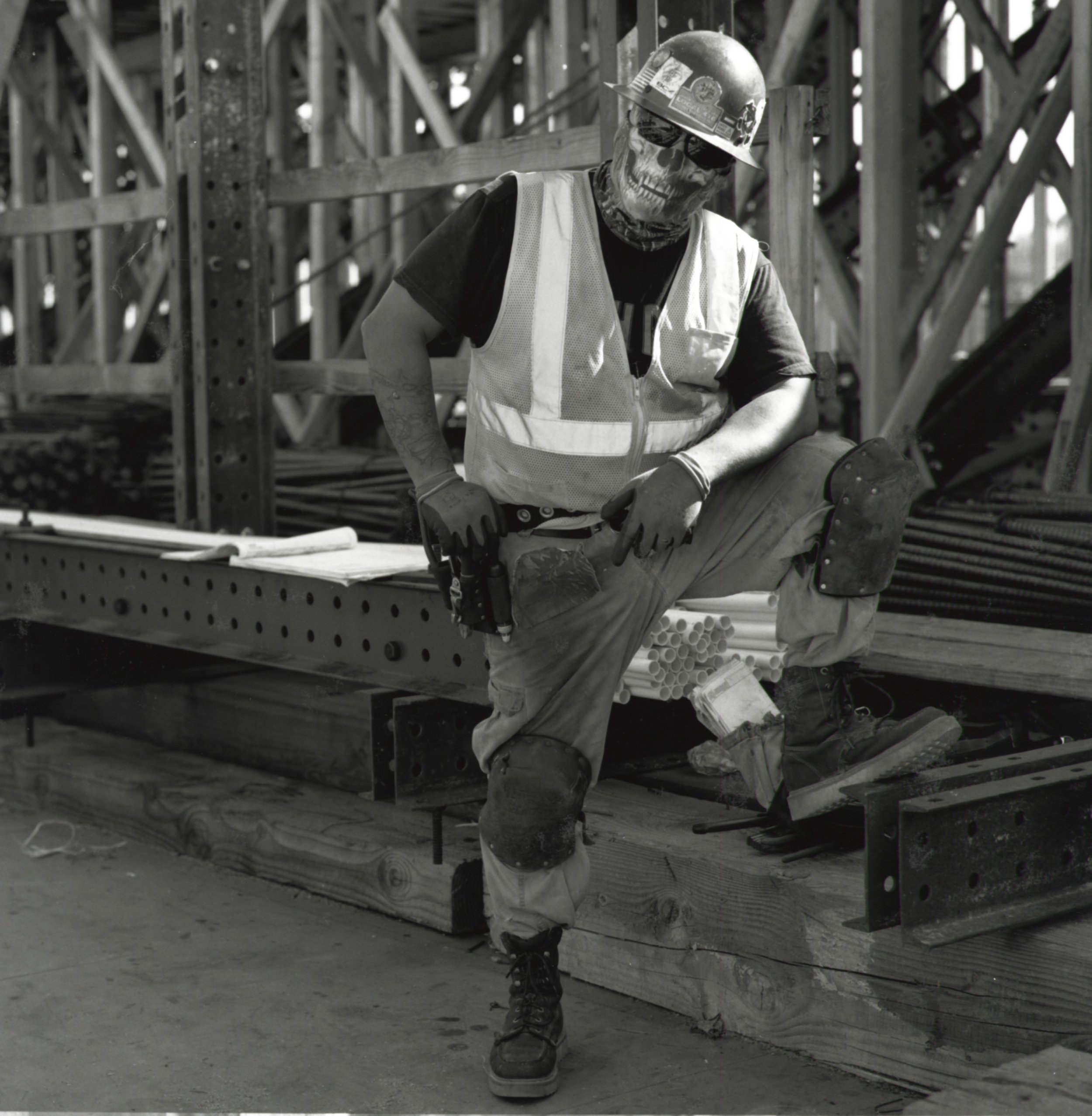 Edgar Iron Worker 2019