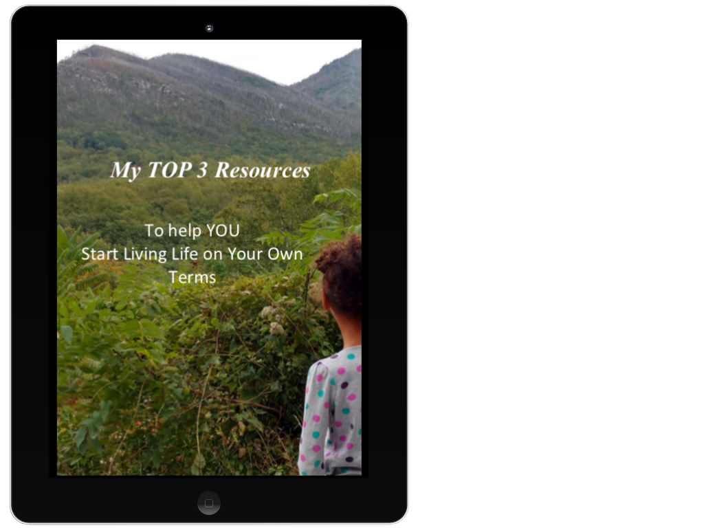 Get my FREE Mini Ebook where I share with you the TOP 3 resources you need to get started! -