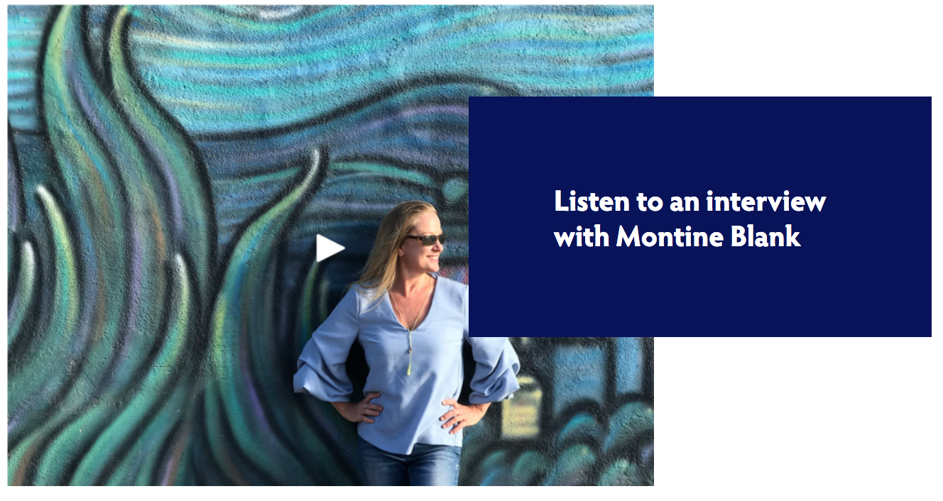 Hear Montine talk about how to choose a coach and what coaching can do for you.