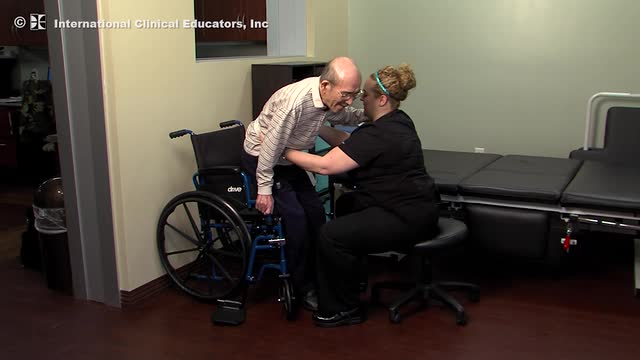 Spinal Stenosis, 3 months Post Surgery: Sit to Stand