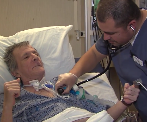 Ventilator Part 1: Breathing and Suctioning with Respiratory Therapy