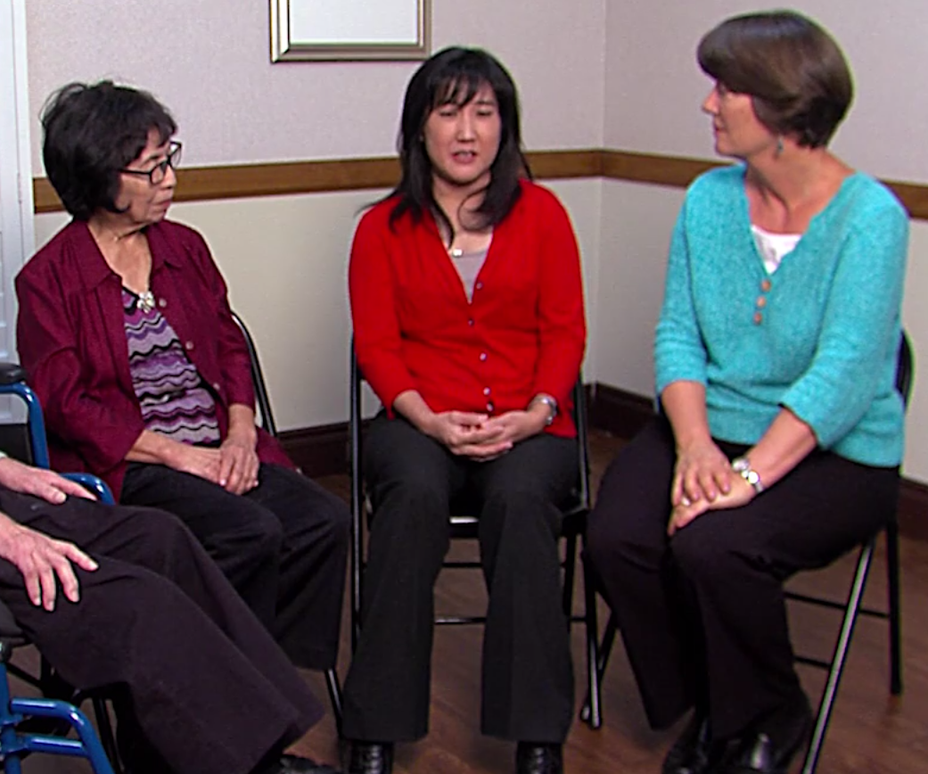 Spinal Stenosis, 3 months Post Surgery: Jan Davis Speaks with the Family