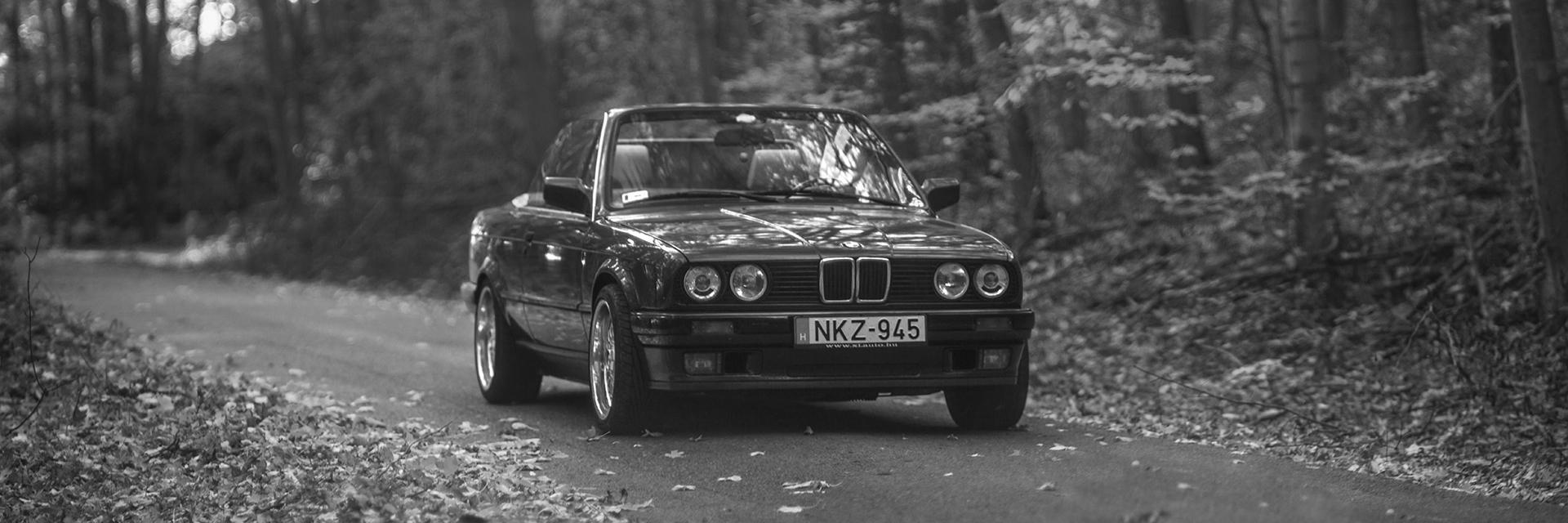 SMARAGD ÉREM - BMW e30 318i