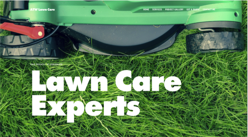 ATW Lawn Care -