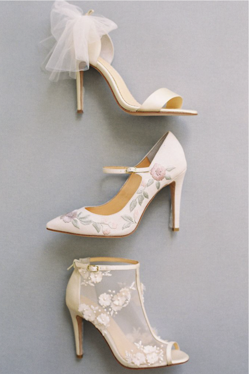 Bellissima Bridal Shoes -