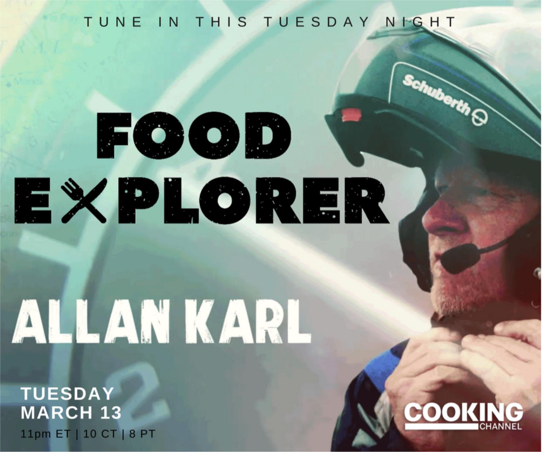 FOOD EXPLOrer -