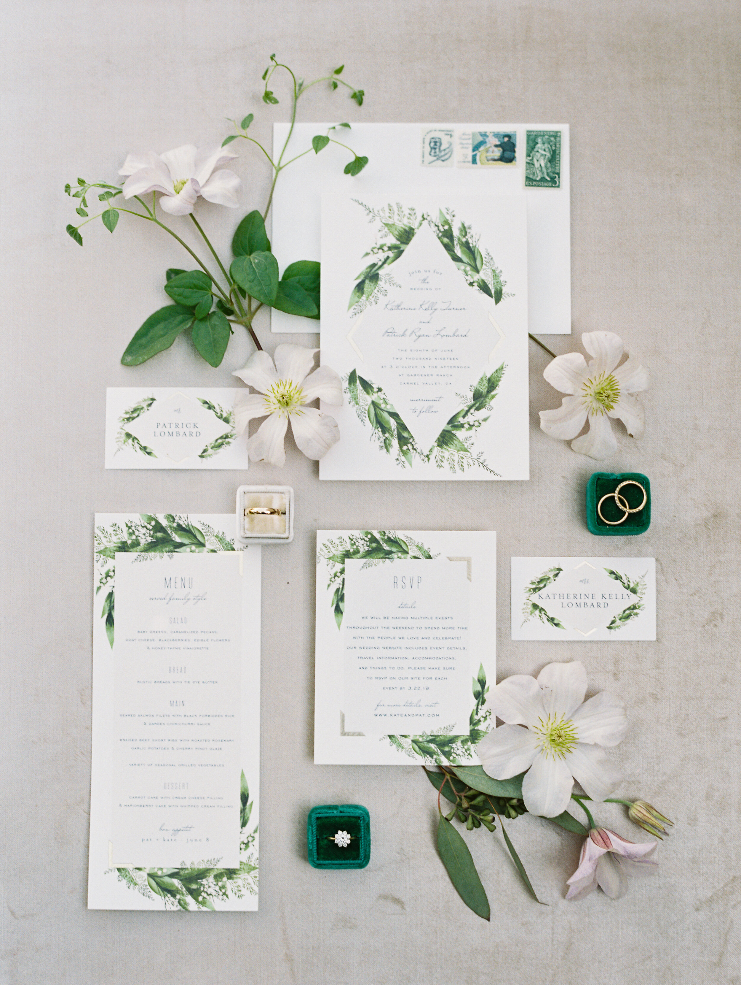 """"""" I'm finding that my couple's wedding designs are becoming increasingly more detailed. In this age of Pinterest, my couples are also expecting more from their details shots."""""""