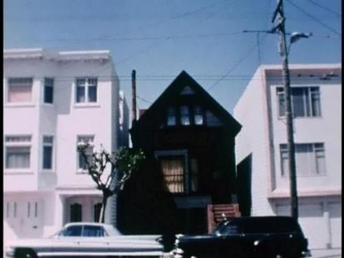 The Black Church - Anton LaVey's Mommy and Daddy's house, where he lived and wrote the Satanic Bible. Very metal.