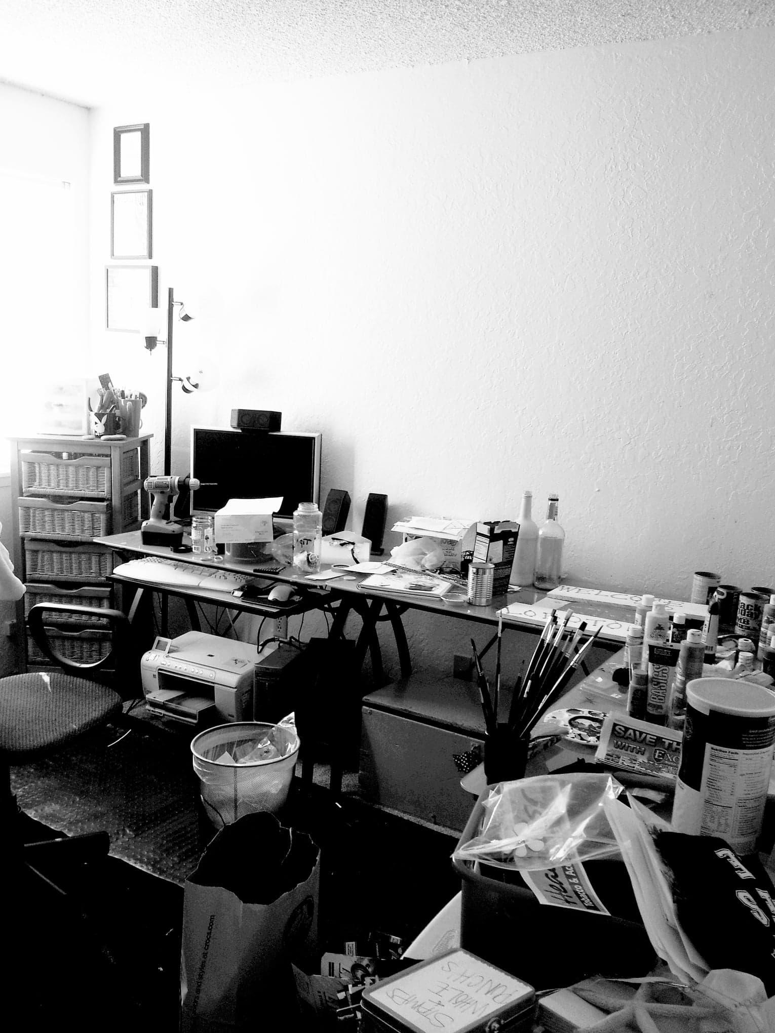 Studio Right Side 2013-2015 Kennewick, WA