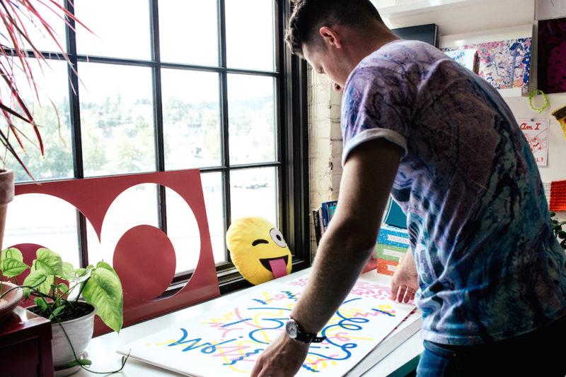 UO Studio Visits: Will Bryant