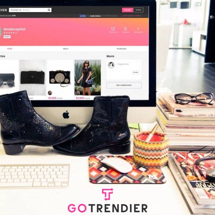 Trendier   Fashion community for used clothing, bags, jewelry, shoes and accessories