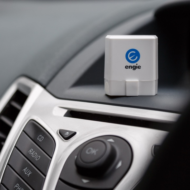 Engie  OBD based car diagnostics using smartphone