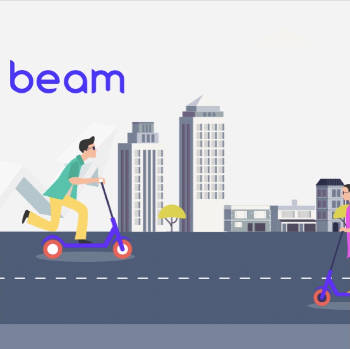 Beam   App-based scooter rental service    Co-invested with Sequoia Capital