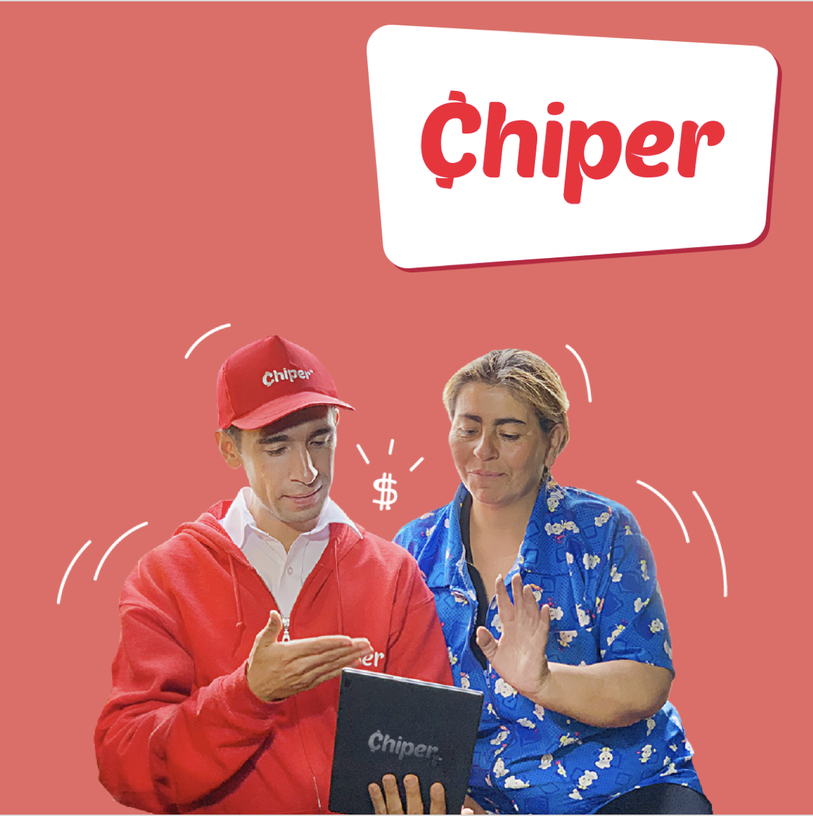 Chiper   Connects Latin American mom and pop shop owners with manufacturers and suppliers