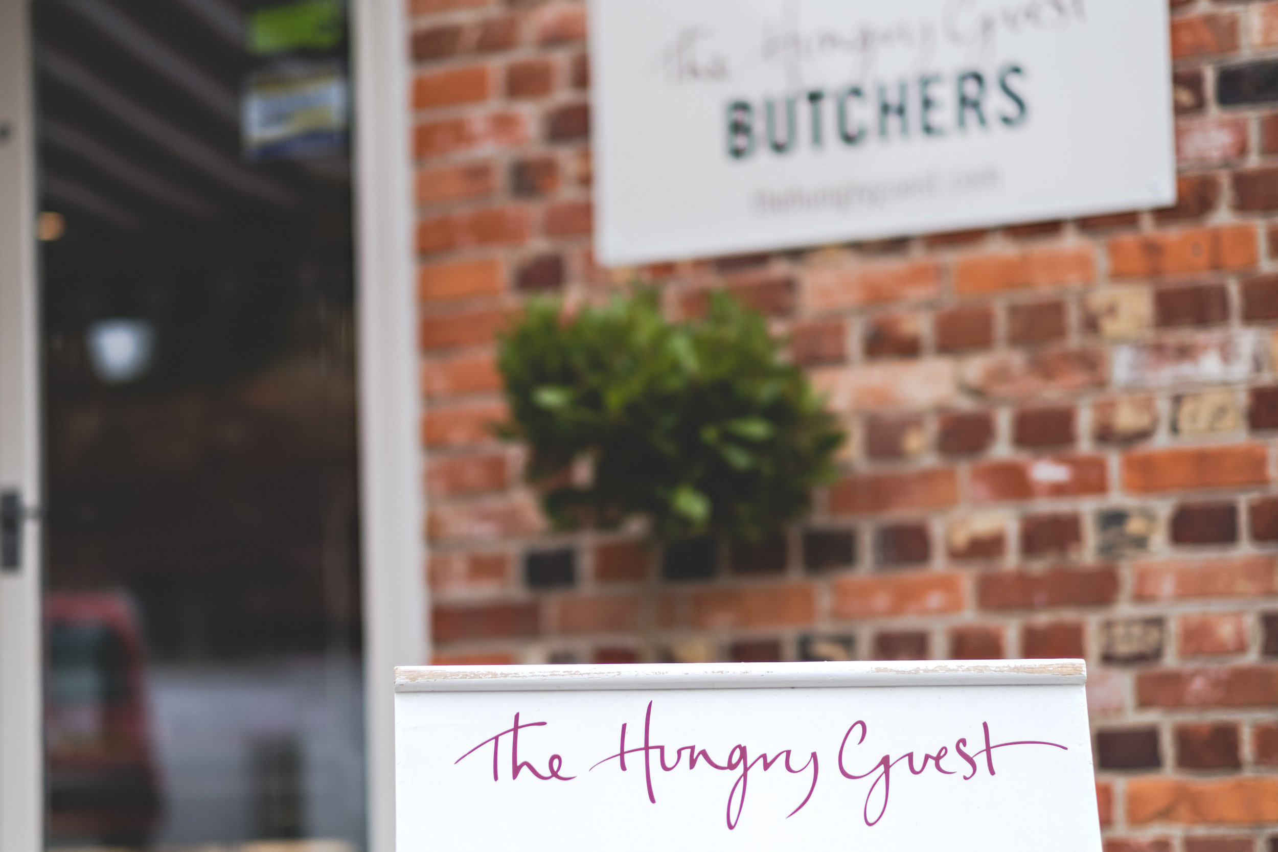 The Hungry Guest Butchers, Petworth