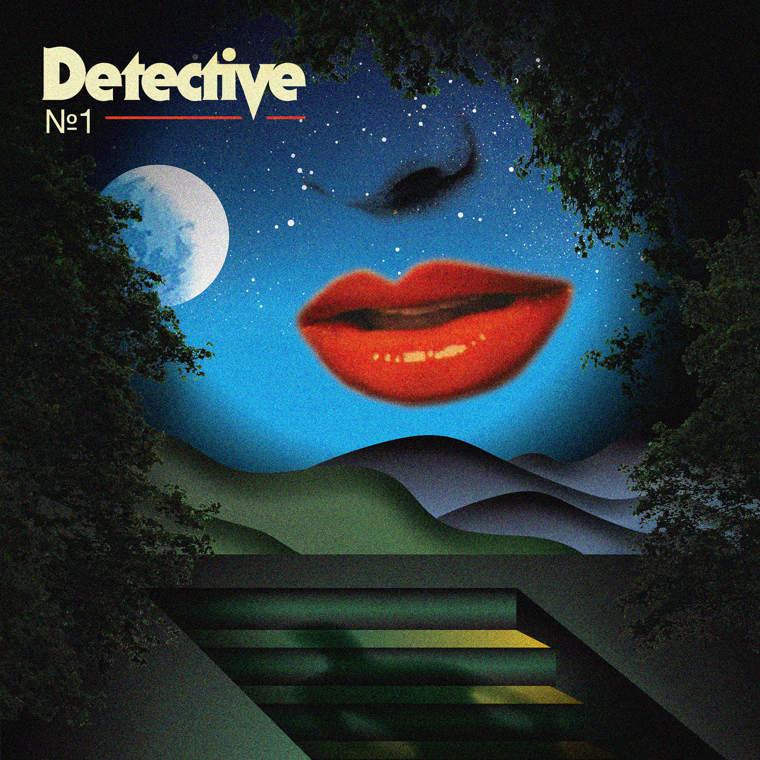 Detective - No. 1 - Stream our Debut Album NOW!Vinyl release - COMING SOON.