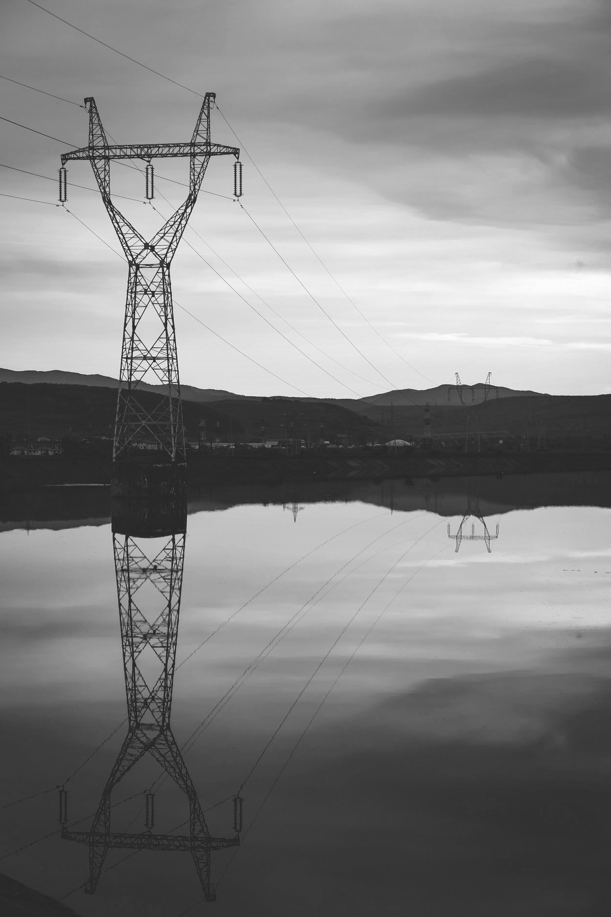 Transmission Pylons