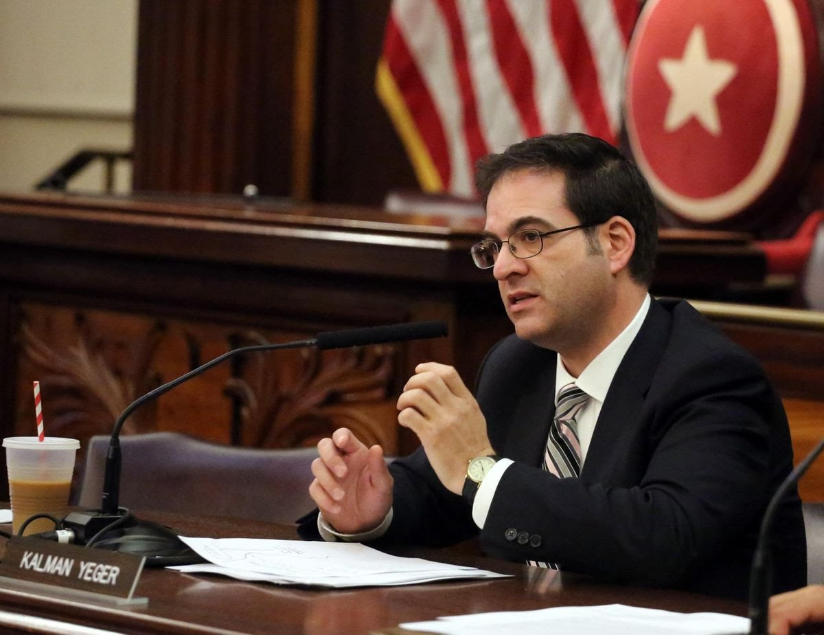 Brooklyn City Councilman Kalman Yeger kicked off immigration committee over
