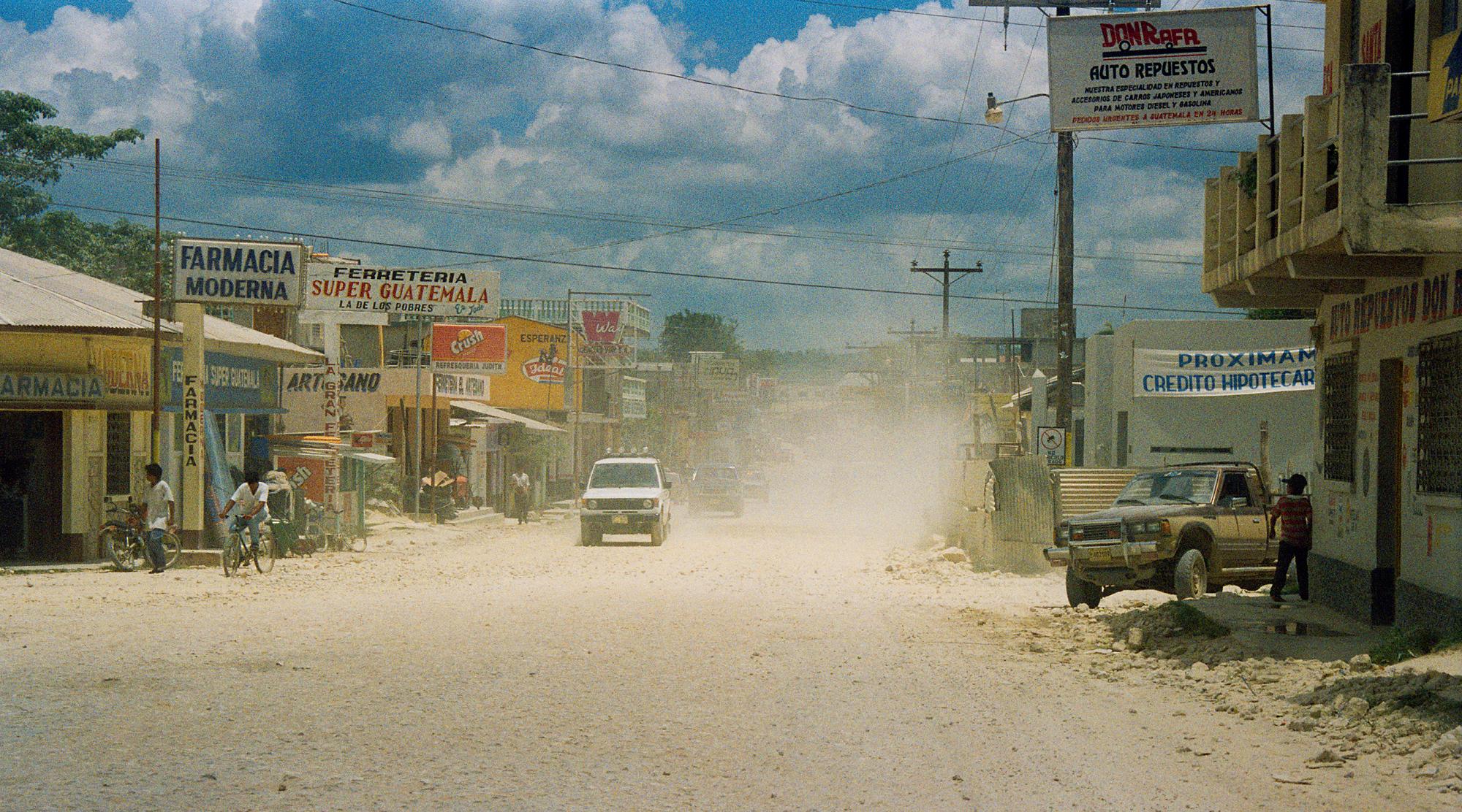 Guatamala, 1996