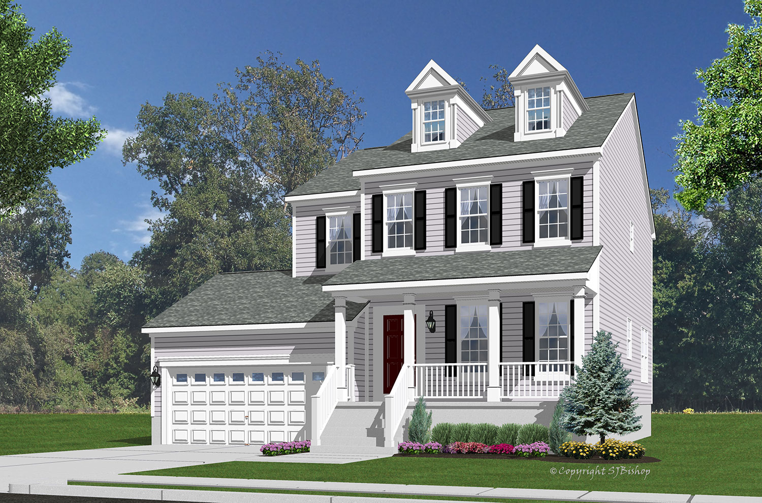 Brittany Model Home