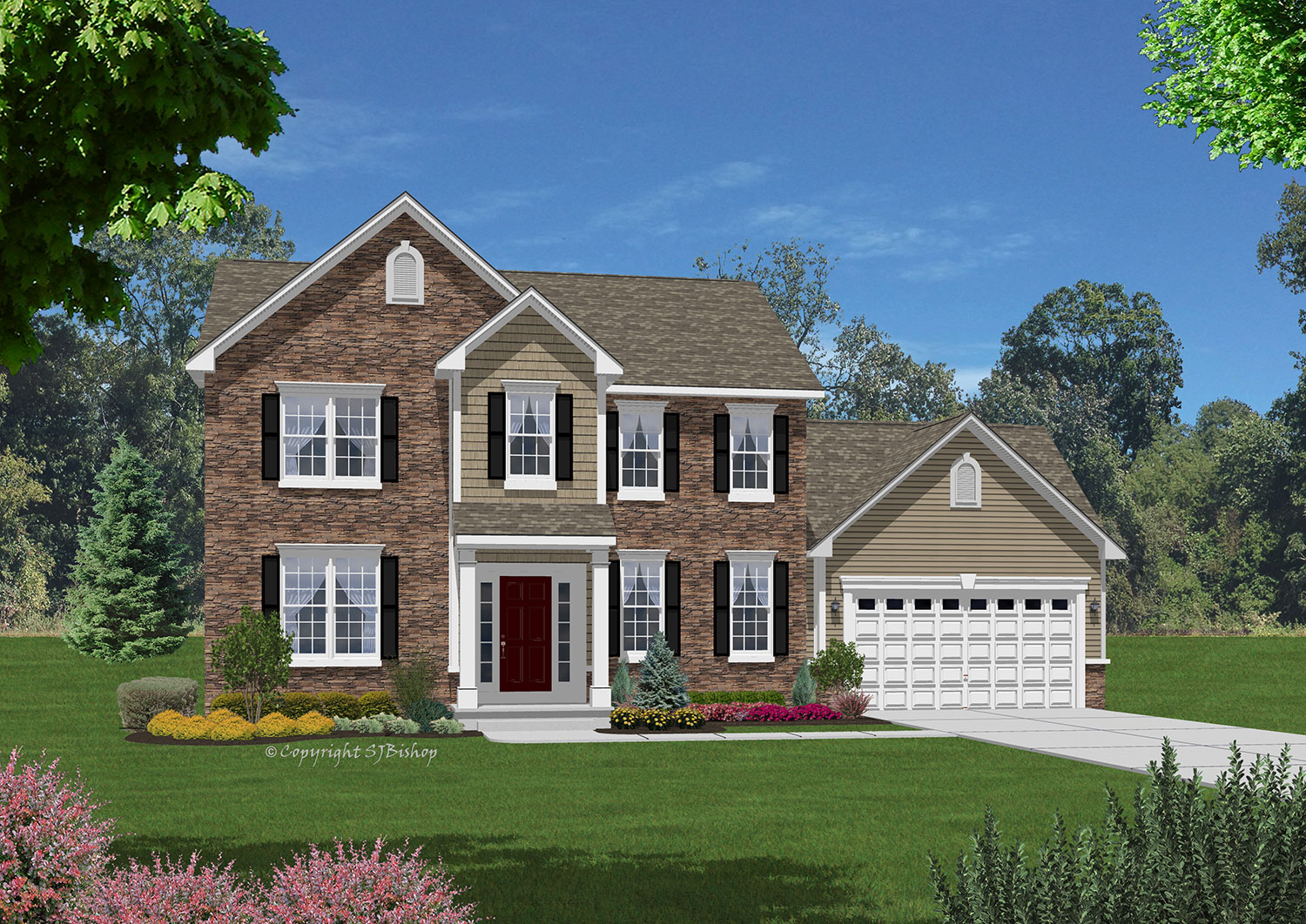 Sowell Model Home